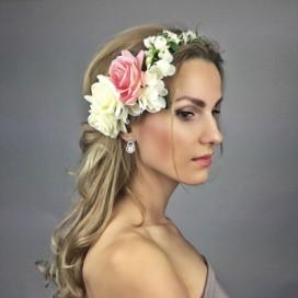 Svadobný venček do vlasov BEAUTY SVV1