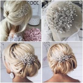 Luxusná ozdoba do vlasov MARIEE