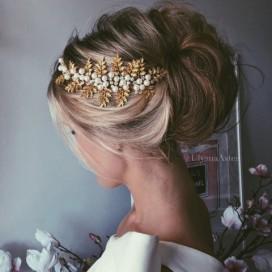 Luxusná ozdoba do vlasov TANIA